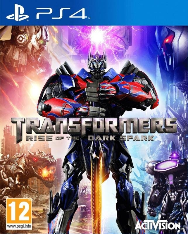 Transformers Rise of the Dark Spark (PS4)